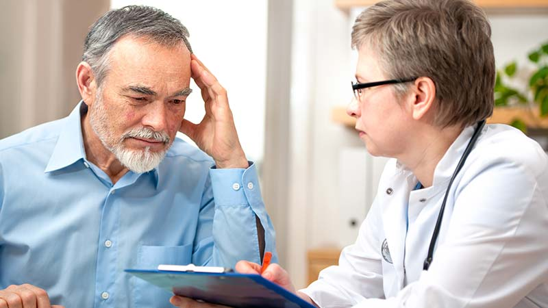 Alzheimer Verlauf – die 7 Schritte des Vergessens