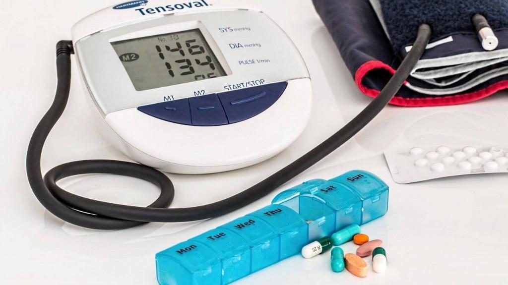 Blutdruckmedikamente sind kein erhöhtes Risiko für COVID-19 Patienten