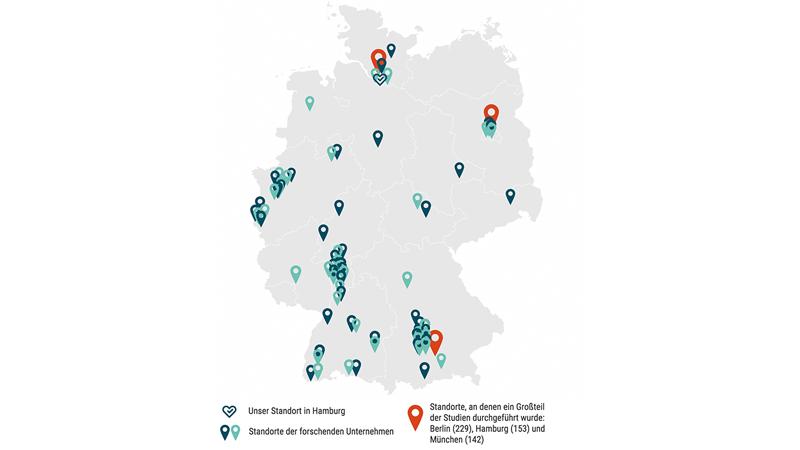 Klinische Forschung in Deutschland